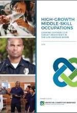High Growth Occupations Cover Image